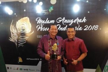 Kabupaten Samosir Raih Juara I Objek Wisata Belanja Terpopuler di Indonesia.