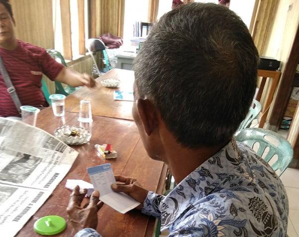 Ekbang Desa Gewok Kebingungan, Kelola Anggaran P3AI