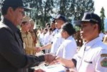 Pemkab Samosir Raih Penghargaan dari Menteri Kesehatan RI