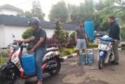 Antisipasi Air Minum Tak Mengalir, PDAM Drop Tanki Air