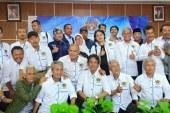 Pengurus PWI Kab. Bandung 2017-2020 Dilantik