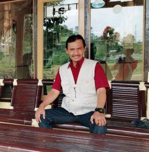 Kepala unit Wisata Walini, Ade Yuyun Rahayu.
