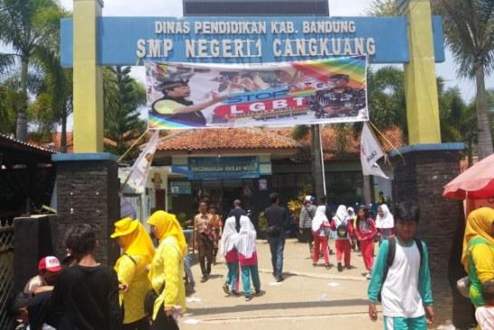Peringati HUT PGRI ke 73, 1500 Peserta Ikuti Lomba Tingkat Kecamatan Cangkuang