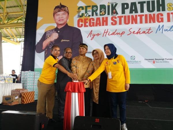 Dinkes Kab Bandung Ajak Masyarakat Mencegah Stunting