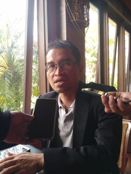 Rakor dan Bimtek KPU di Hotel Sutan Raja Soreang