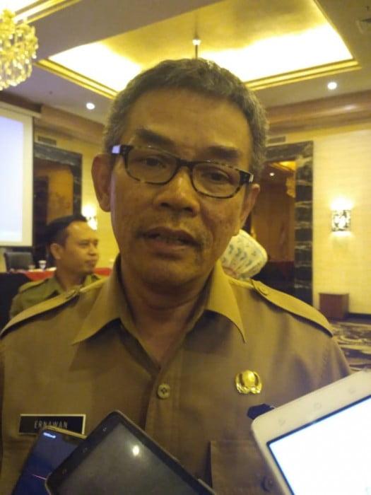 Rakor Bidang Sosial dan Pemerintahan di Hotel Sutan Raja Soreang