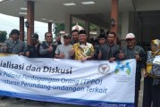 Sosialisasi dan Diskusi Perdagangan Orang di Saung Andir Ciwidey