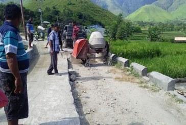 Masyarakat Desa Siparmahan Kenegerian Sihotang Kecewa Ada Proyek Siluman