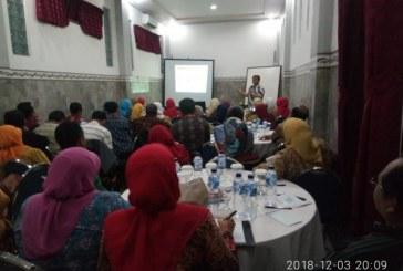 Disdik Kab Bandung Dorong Guru Produktif Tulis Karya Ilmiah