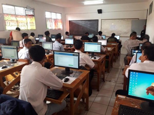 Disdik Kab Bandung Data Peserta UNBK 2019
