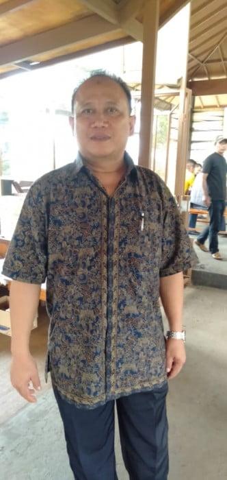 Reses H. Agus Makmur di Saung Rasa Gading Tutuka II Soreang