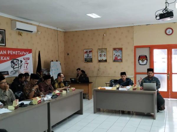 Pemilih 2019 Kab Bandung Ditetapkan 2.360.659
