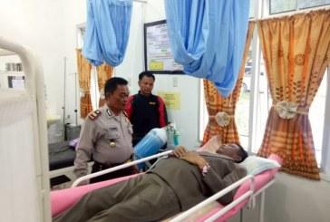 Pak Depi Tenggelam Diduga Jatuh dari Pelabuhan Simanindo