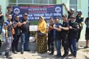 Paguron Sinar Banten Bantu Korban Tsunami Kab Pandeglang
