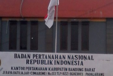 Tiga Kali Kirim Surat, BPN Bandung Barat Tidak Proaktif
