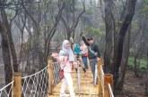 Tahun Baru, Kunjungan Wisatawan ke Kawah Putih Capai 7500 Perhari