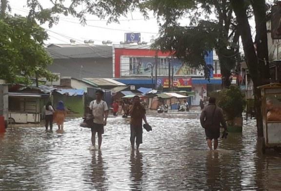 Dinkes Kab Bandung Dirikan Posko Kesehatan di Lokasi Banjir