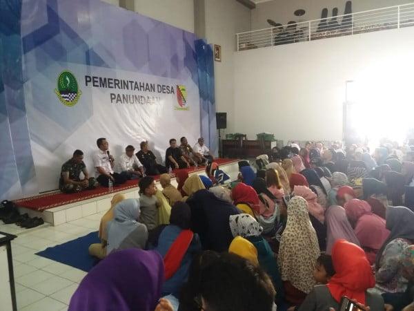 BPN Kab Bandung Bagikan 500 Sertifikat Tanah