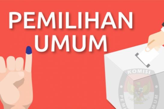 Logistik Pemilu 2019 Disebarkan ke Gudang KPU Kab Bandung