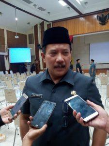 Kepala Bidang (Kabid) SD Disdik Kabupaten Bandung H. Adang Syafaat
