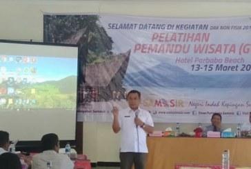 Dinas Pariwisata Samosir Latih 40 Pemandu Wisata Desa.