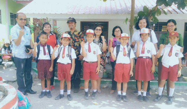 Ini Daftar Juara OSN SD Tingkat Kecamatan se-Kabupaten Samosir.