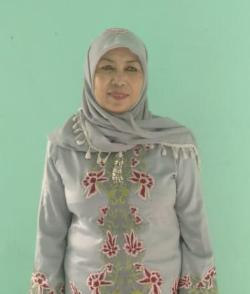 Ketua DPD Pengajian Al Hidayah Kab Bandung ,Dra Hj Aisyah Hudaya