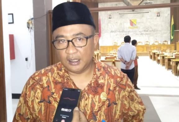 H.Yayat Berharap Kepada Pemkab Bandung ,10 % Untuk PJG