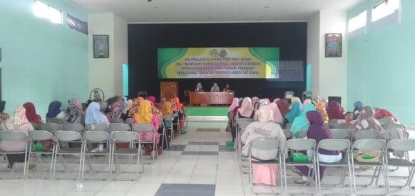 DPD Pengajian Al Hidayah Bersama IGRA Gelar Seminar Psikologi Anak