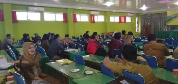 DPMD Kab Bandung Gelar Pelatihan Bagi Kasi-Pem Desa