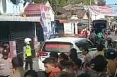 Bom Meledak Lagi di Sibolga, Warga Diminta Tinggalkan Lokasi.