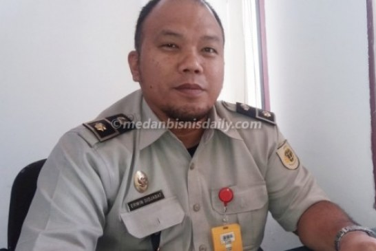 Kuota PTSL BPN Samosir 2019 Berkurang 75%.