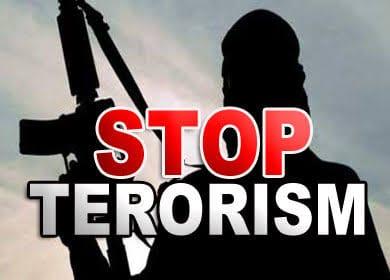 Densus 88 Ringkus Terduga Teroris di Desa Pasirmulya