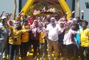 Bupati Bandung Resmikan Gedung Capetang