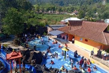 Objek Wisata Pemandian Air Panas Ciwalini Berbenah Sambut Hari Libur Idul Fitri