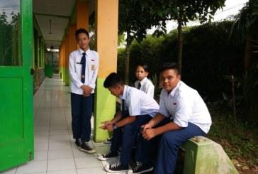 Demi Ujian, Siswa SMP di Kab Bandung Menginap di Sekolah
