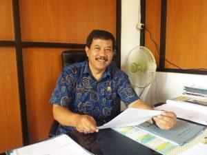 Kabid SD Disdik Kabupaten Bandung, H. Adang Safaat SPd, MM,