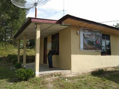 Tampa Bendera Pelayanan Desa Buka Setengah Hari Kerja