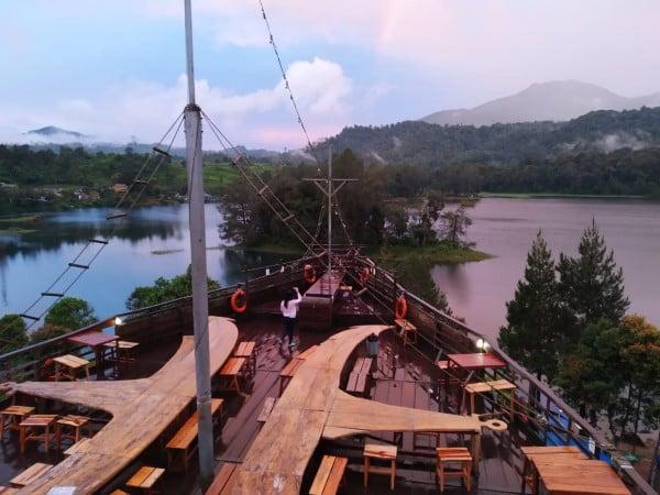 Jelang Ramadan, Objek Wisata di Kabupaten Bandung Tetap Beroperasi