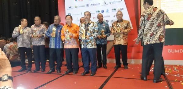 BPR Kerta Raharja Kab Bandung Sabet Top BUMD 2019