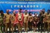 Juang Sinaga Harap Perkedes se Kecamatan Simanindo Dukung Program Pembangunan