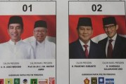 Calon Presiden dan Wakil Presiden No Urut 02, Unggul Signifikan di Kabupaten Bandung