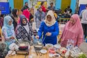 Ketua PWI Propinsi Riau Bersama Dispar Riau,Kolaborasi Promosikan Kuliner Riau
