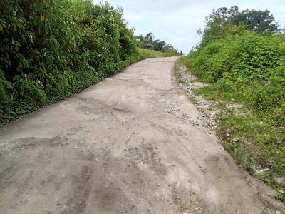 Jalan Rusak di Desa Pardugul kab Samosir Segera Diperbaiki.