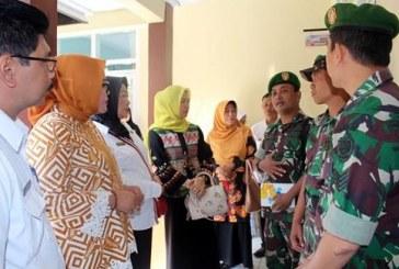 TNI Manunggal KB Kes Terpadu Di Kabupaten Kuningan