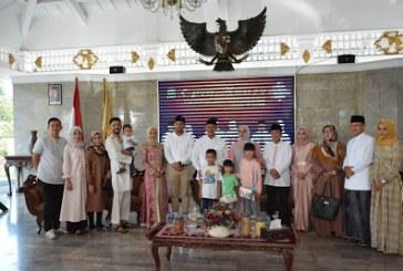 H. Acep Purnama Open House Lebaran Idul Fitri 1440 H