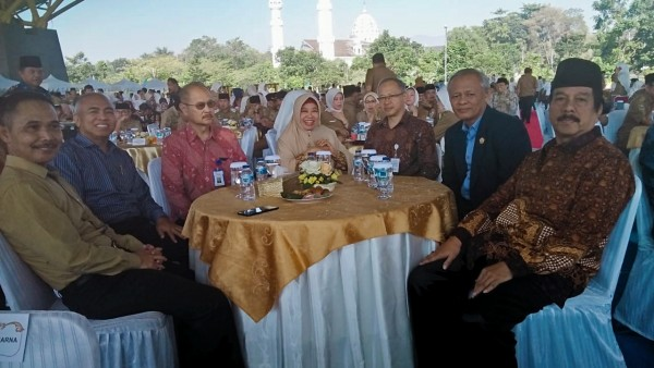 PT BPR Kerta Raharja Ikuti Halal Bihalal Pemkab Bandung