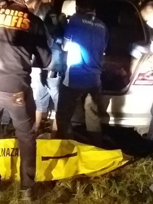 Mayat Pria Paruh Baya Ditemukan Tergeletak di Bagasi Mobil