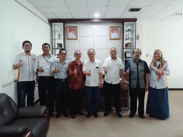 PT BPR Kerta Raharja Studi Banding ke Tangerang dan Serang