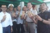 BKP Kementan Melepas Ekspor Produk Pertanian di Wilayah Jawa Barat